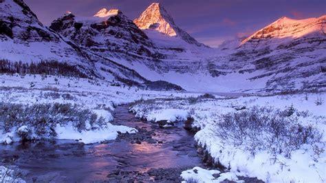 alpine washington british columbia mount glow landscapes