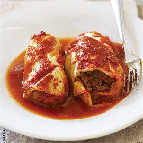 stuffed cabbage rolls stuffed cabbage rolls cook s country