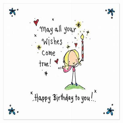 Birthday Wishes Happy Come True Cards Quotes