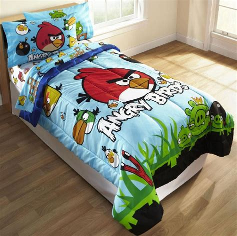 best angry bird bedding set for boys 2013 infobarrel