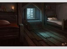 Bedroom by AnthonyAvon on DeviantArt