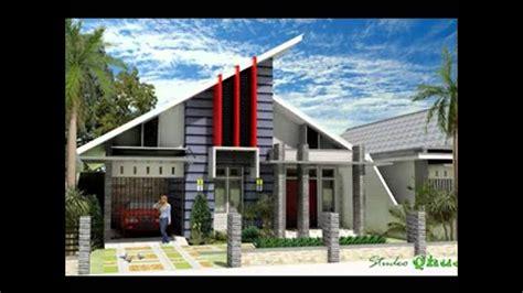model rumah minimalis desain atap rumah minimalis