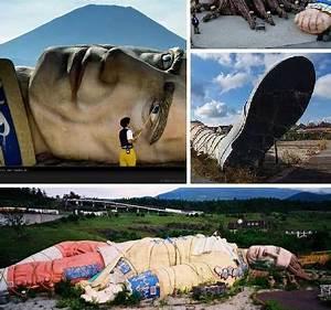 Big In Japan: Abandoned 'Gulliver's Kingdom' Theme Park ...