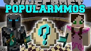 Minecraft: POPULARMMOS MOD (TREE OF EPIC PROPORTIONS ...  Popularmmos