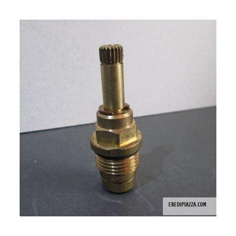 rubinetti gs gs coppia vitoni asta mm 27 per armonia eredi di piazza
