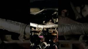 2013 Chevy Equinox O2 Sensor Removal