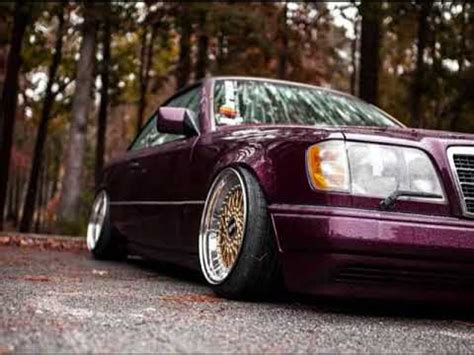 tuning mercedes  coupe stance youtube
