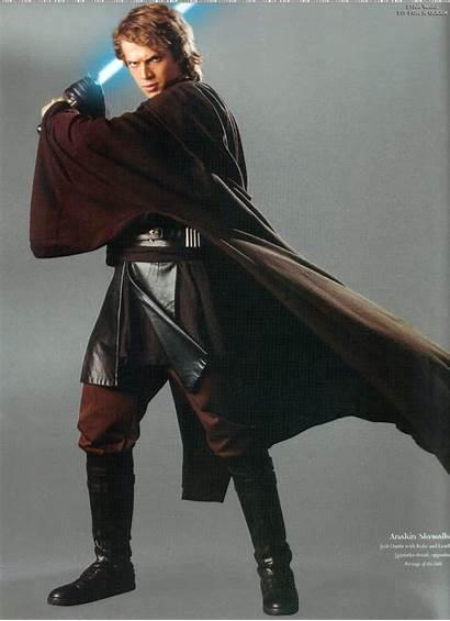 Wars Anakin Skywalker Episode Hayden Christensen Lightsaber