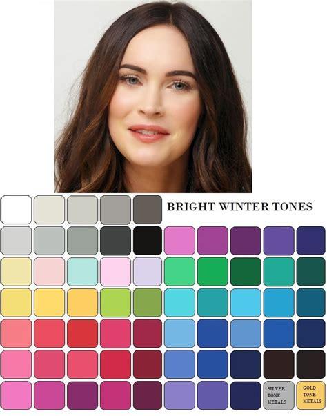 color me beautiful winter winter colors fashion color me beautiful search