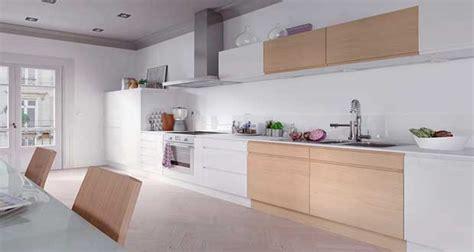 cuisine en longueur ouverte le top déco des nouvelles cuisines castorama