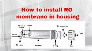 Gas Membrane Diagram