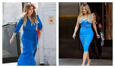 Khloe Kardashian before and after photos: Revenge Body ...