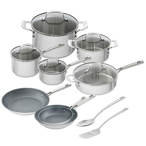 piece emerilware cookware set  life