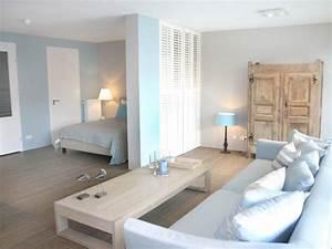 Wohn Schlafzimmer In Einem Raum : wohn und schlafzimmer in einem raum mit trennwand die neuesten innenarchitekturideen ~ Markanthonyermac.com Haus und Dekorationen
