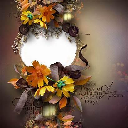 Frame Frames Transparent Elegant Autumn Fall Yopriceville