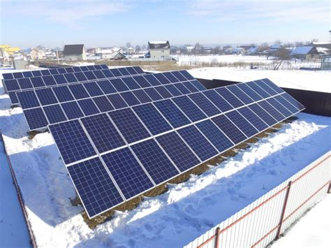 Минусы солнечных электростанций сэ