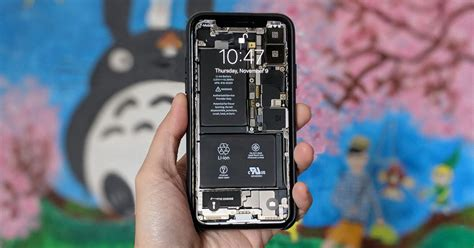 Ifixit Releases Incredible See-through Iphone X Wallpapers Motivational Quotes Wallpaper Iphone 5 Won't Charge To Computer New Darth Vader Wont On Imac Diamond Xs Backup Nirvana