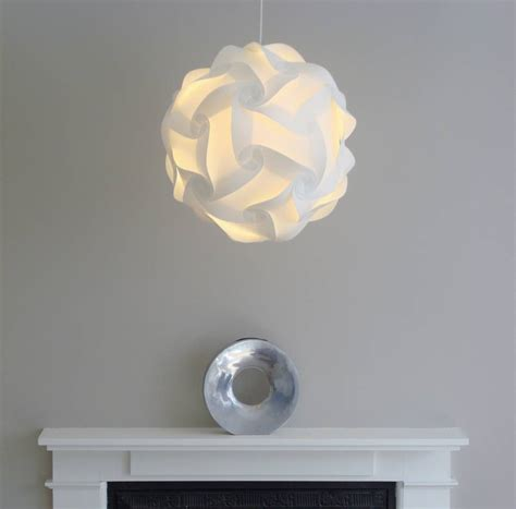 smarty ls cosmo geometric ball light shade by smart
