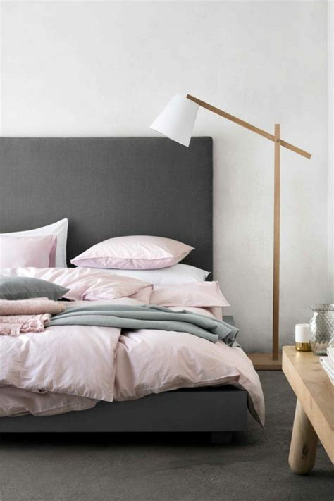 chambre lit blanc peinture chambre adulte gris et blanc palzon com