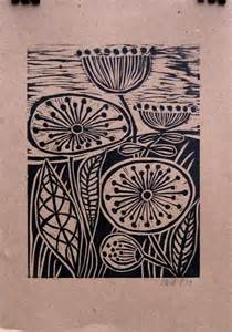 Lino & Woodcut Prints