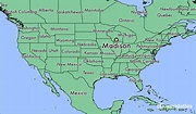 Where is Madison, WI? / Madison, Wisconsin Map ...