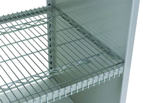 eagle mhc introduces  hybrid wire shelving  heavy