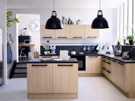 mod e de cuisine avec ilot central modele cuisine ilot central cuisine en image