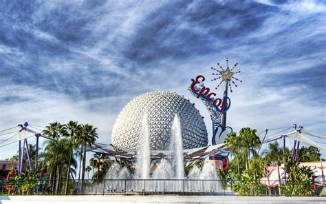 sky ice crystals  epcot widescreen wallpaper wide