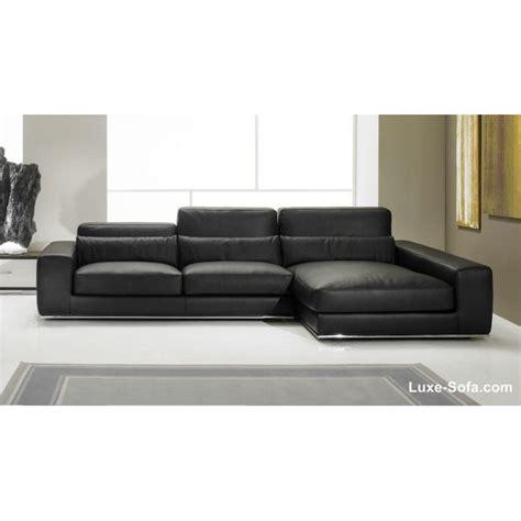 canapé de luxe italien canapé d 39 angle de luxe en cuir de vachette matisse verysofa