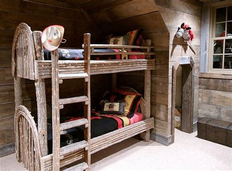 kids cabin theme bedrooms rustic inspiring rustic bedroom ideas to decorate with style