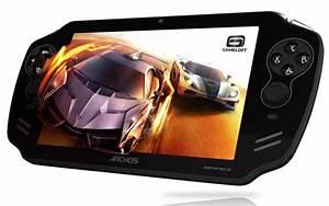 Archos Officialise Le GamePad 2 Une Console Portable Sous
