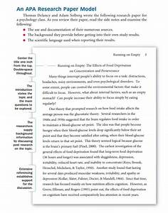 apa research paper example short essay about life apa research paper