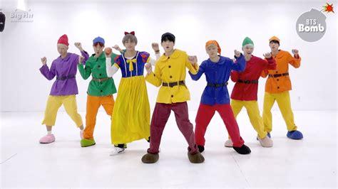 [bangtan Bomb] '고민보다 Go (gogo)' Dance Practice (halloween