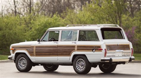 Jeep Wagoneer 2020 Price by 2020 Jeep Grand Wagoneer Redesign Price Release Concept