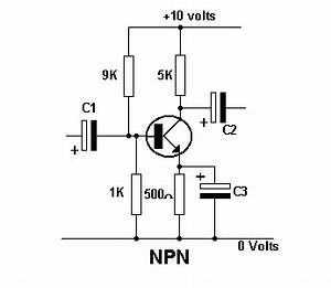 typical circuit values tutorial circuits junction With electronics tutorial a beginner39s guide to basic electronics circuits