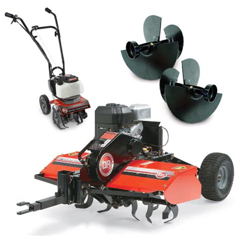 power roto hog gardener and 39 s package dr power