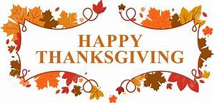 Happy Thanksgiving Day Clipart - ClipartXtras