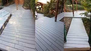 Terrasse Sur Sable : terrasse compo sable ~ Melissatoandfro.com Idées de Décoration
