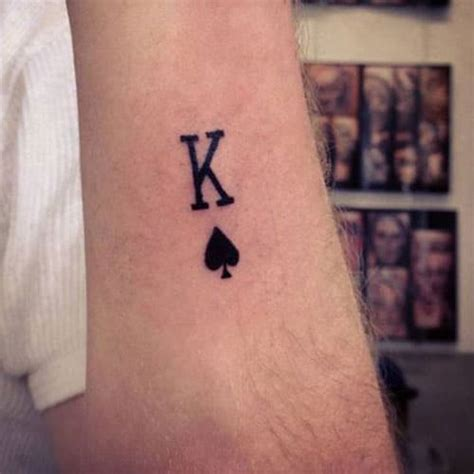 small simple tattoos  men  guide