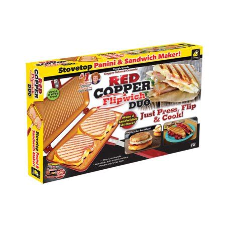 red copper flipwich duo home worth