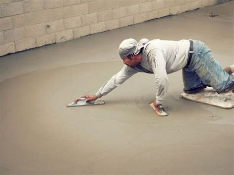 Sinking & Settling Concrete Floor Slab Repair In Minnesota