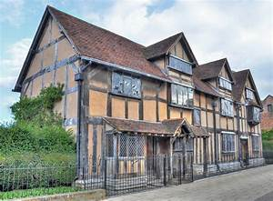 Shakespeare's birthplace, Stratford-upon-Avon | Flickr ...
