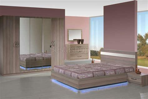 decoration de chambre a coucher pour adulte armoire adulte 4 ou 5 portes avec miroir filo
