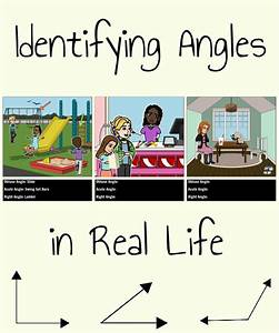 Have Students Identify The Types Of Angles That Appear In