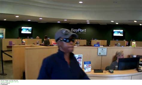 Police Seeking Information On The Robbery Of A Credit
