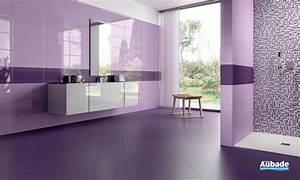 carrelage salle de bain noir brillant 6 indogate salle With salle de bain gris et fushia