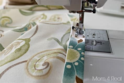 easy sew curtain panels and a fabric giveaway 4 real