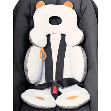 cale tete siege auto reducteur de siege auto bébé evolutif cale tete et corps