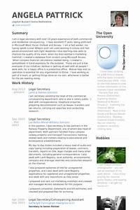 Juristische Sekret Rin Cv Beispiel Visualcv Lebenslauf