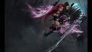 Katarina - Ultra Rapid Fire OP - League of Legends ...  Katarina